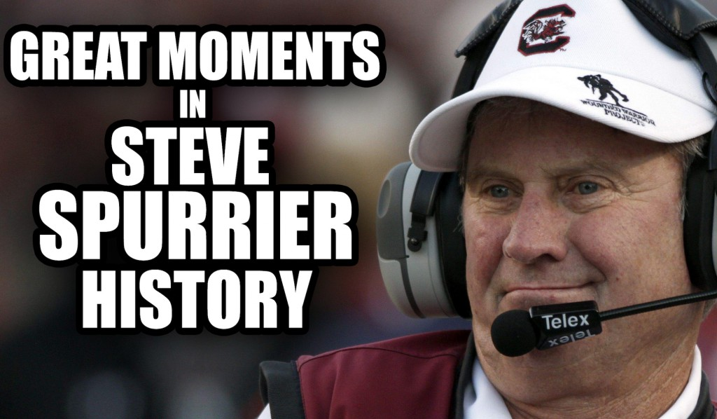 Spurrier History